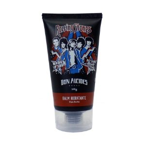 Balm Hidratante para Barba Don Alcides Rolling Stones - 140ml