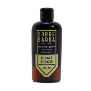 Shampoo de barba Sobrebarba 100ml - Jungle Boogie
