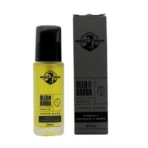 Óleo para barba Coffee Blend Barba Brava - 30ml