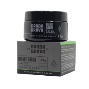 Balm para barba Fresh Woods Barba Brava - 90g