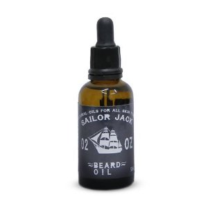 Óleo de barba Montedor - Sailor Jack - 30ml