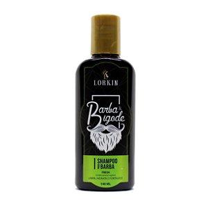 Shampoo para Barba Lorkin - 140ml