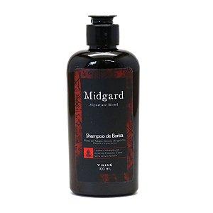 Shampoo de barba Viking - Linha Midgard - 100ml