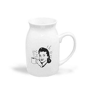 LEITEIRINHA RETRO COFFEE