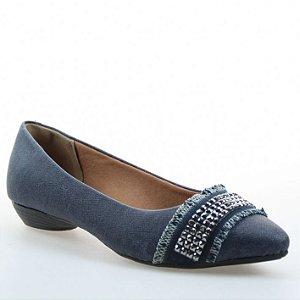 Sapatilha D'Moon 80097-3 Jeans