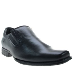 Sapato Social Calvest 1700 Preto