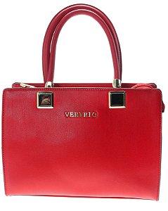 Bolsa Casual Veryrio VR1648 Vermelha