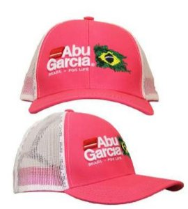 Boné Abu Garcia Rosa