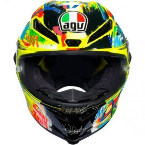 Capacete Agv Gp Pista R Vr46 winter test 19