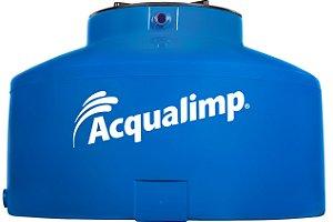 Caixa d'água protegida 1.000 litros - Acqualimp