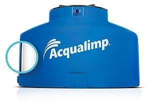 Caixa d'água protegida 2.500 litros - Acqualimp