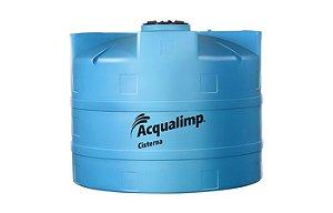Cisterna 2.800 litros completa Kit Instalação - Acqualimp