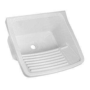 Tanque p/ lavanderia de plástico 15 litros - Astra