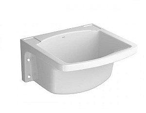 Tanque p/ lavanderia cerâmica 30 litros - Deca