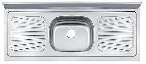 Pia Raggi de apoio em aço inox 120x52 cm - Tramontina
