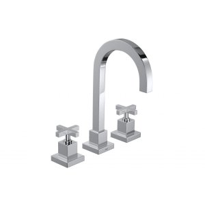 Misturador de lavatório Duna Quadratta 1877 C94 - Deca