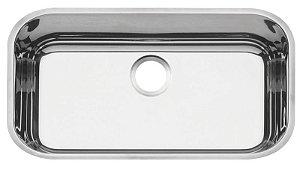 Cuba retangular nº2 em alto brilho 56X34cm - Tramontina