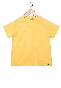 Camiseta  Manga Curta Básica - Brandili