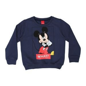 Blusão masculino em moletom - Mickey - Cativa