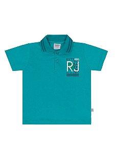 Camisa polo masculina - Rovitex