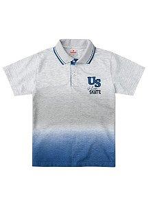 Camisa com gola Polo Masculina - Brandili