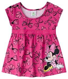 Vestido estampado - Minnie - Brandili