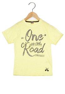 Camiseta Masculina estampada - Brandili Mundi