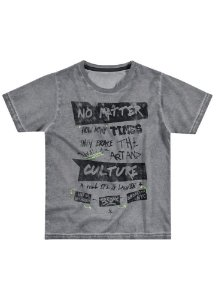 Camiseta Masculina Manga Curta - Brandili Mundi