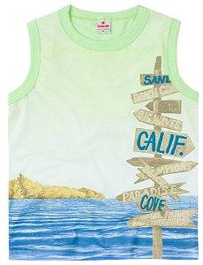 Camiseta regata masculina - Brandili