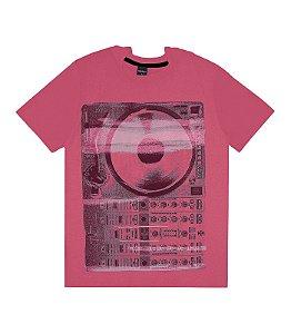 Camiseta Masculina Com Capuz Juvenil Rovitex