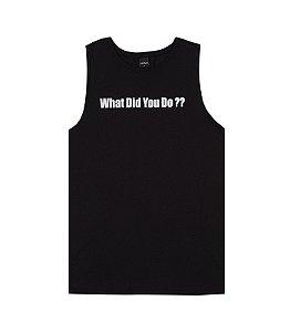 Camiseta regata masculina - Rovitex