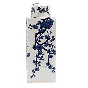Potiche de Cerâmica - 15x42 cm