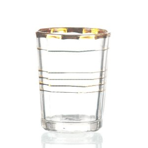 Jogo de Copos de Vidro 6 Peças - 60 ml