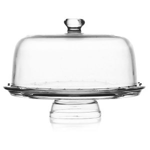 Boleira de Cristal - 30,5x16,5cm