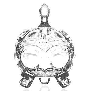 Bombonière de Vidro - 9x13,5 cm