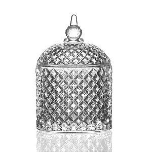 Bombonière de Cristal - 10x14 cm