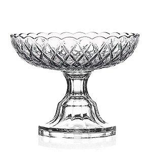 Fruteira de Cristal - 35x22,5 cm