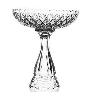 Fruteira de Cristal - 34 x 39,5 cm