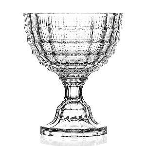 Fruteira de Cristal - 22,5 x 27,5 cm