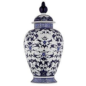 Potiche de Cerâmica - 30x61 cm