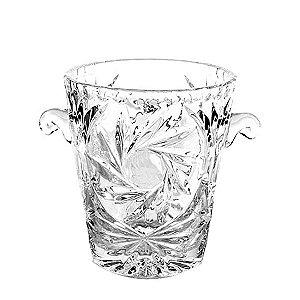 Balde de Cristal - 19  x 16 cm