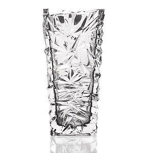 Vaso de Vidro - 13x14x29,5 cm