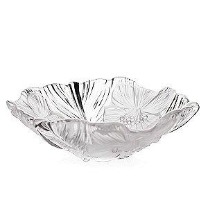 Saladeira de Vidro - 22 x 7 cm