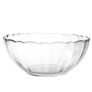 Jogo de Bowl de Vidro 6 peças - 18x7 cm
