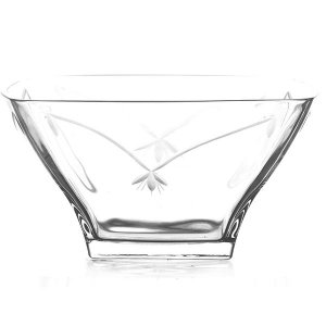 Saladeira Lapidada Stephanie G - 23x12 cm