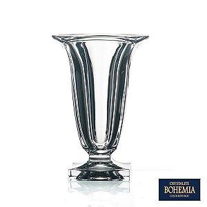 Vaso Bohemia Magma de Cristal - 20x29 cm