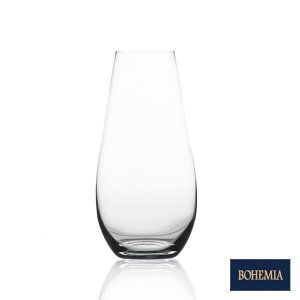 Vaso Bohemia  - 13x24,5 cm