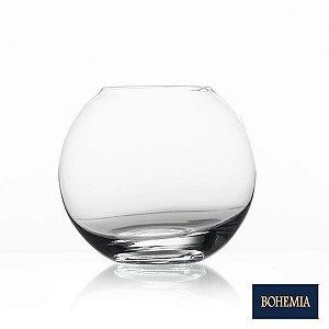 Vaso Bohemia  - 18x17,5 cm