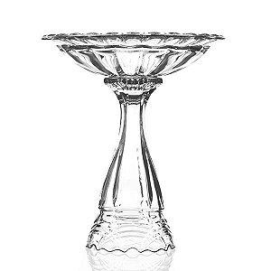 Fruteira de Cristal - 32x37 cm