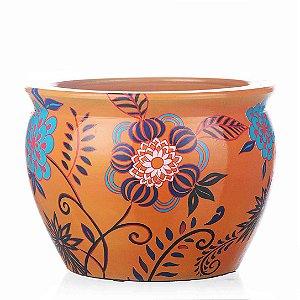 Vaso de cerâmica - 30x22 cm